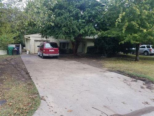 Photo of 618 Crescent Street, Denton, TX 76201 (MLS # 14690800)