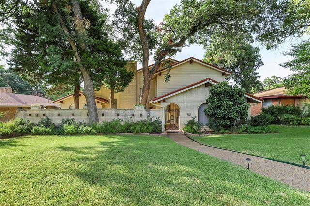 4831 Ashbrook Road, Dallas, TX 75227 - #: 14422801