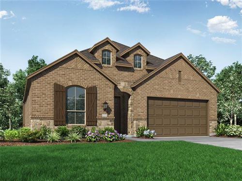 Photo of 1613 San Donato Lane, McLendon Chisholm, TX 75032 (MLS # 14487803)