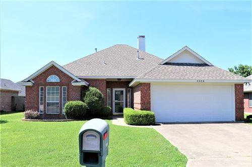 Photo of 2024 Brooke Drive, Sanger, TX 76266 (MLS # 14602803)