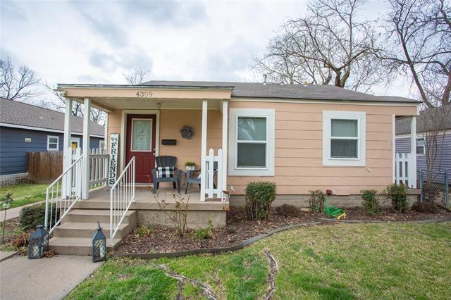 4309 Geddes Avenue, Fort Worth, TX 76107 - #: 14532803