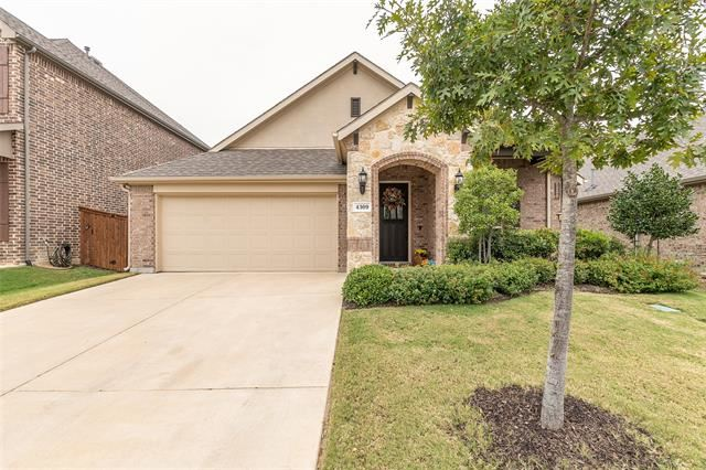 4309 Old Grove Way, Fort Worth, TX 76244 - #: 14455804
