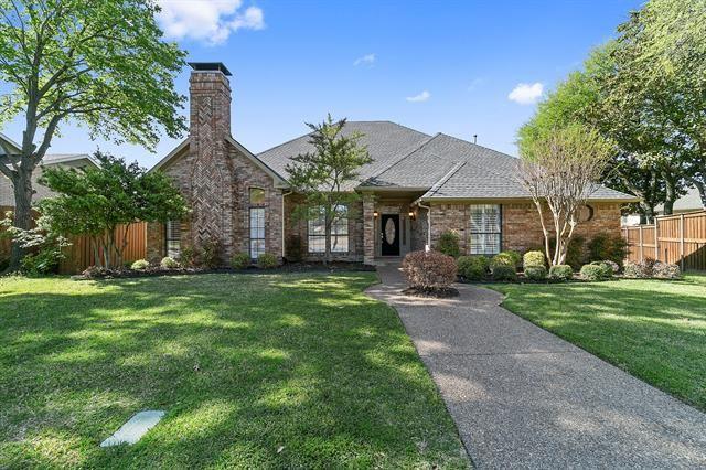 19505 Rowden Trail, Dallas, TX 75252 - #: 14542804