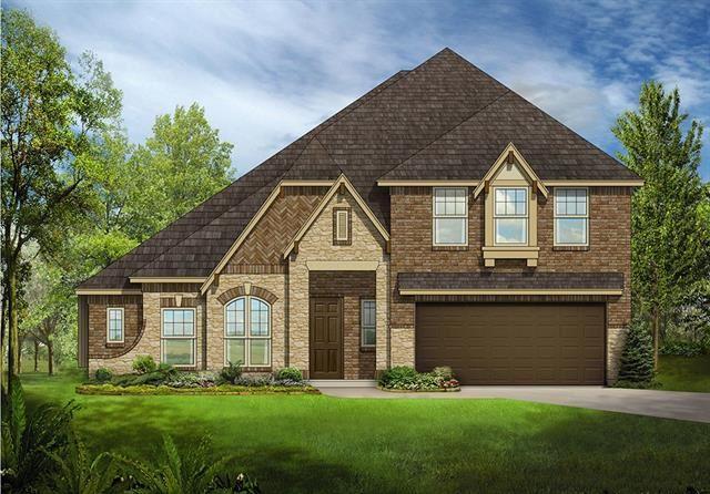 4332 Old Timber Lane, Fort Worth, TX 76036 - #: 14371805