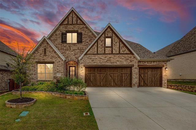 1116 Thornhill Way, Roanoke, TX 76262 - #: 14435806