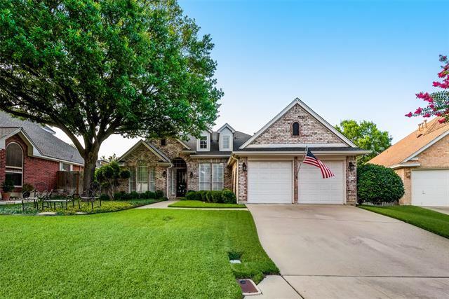 3641 Stone Creek Lane S, Fort Worth, TX 76137 - #: 14624806