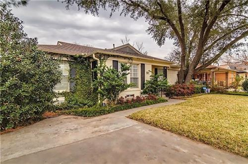 Photo of 3881 Gaspar Drive, Dallas, TX 75220 (MLS # 14499807)