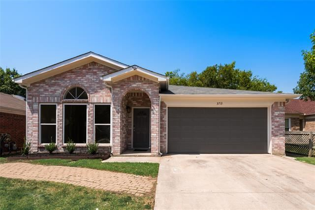 3713 Chaddybrook Lane, Fort Worth, TX 76137 - #: 14674808