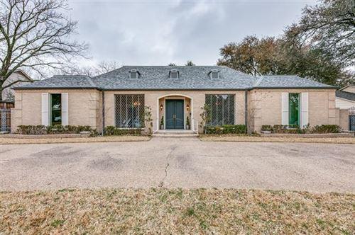 Photo of 7127 Lakehurst Avenue, Dallas, TX 75230 (MLS # 14518809)