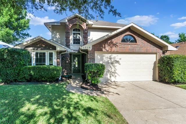 1218 Winslow Lane, Grapevine, TX 76051 - #: 14328809