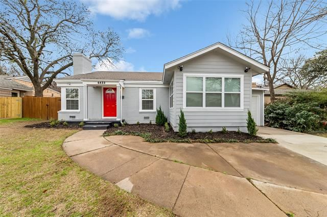 6433 Calmont Avenue, Fort Worth, TX 76116 - #: 14359809