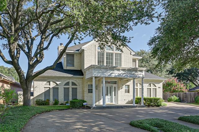 4840 Courtside Drive, Fort Worth, TX 76133 - #: 14376809