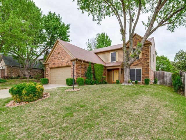 5407 Signal Peak Drive, Arlington, TX 76017 - #: 14556809
