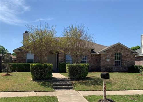 Photo of 3217 Bent Oak Drive, Mesquite, TX 75181 (MLS # 14552811)