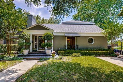 Photo of 4671 Westside Drive, Highland Park, TX 75209 (MLS # 14341812)