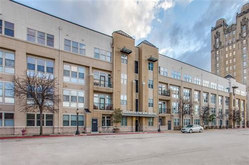 Photo of 201 W Lancaster Avenue #206, Fort Worth, TX 76102 (MLS # 14696813)