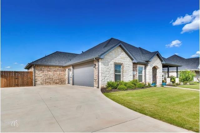 6826 Tradition Drive, Abilene, TX 79606 - MLS#: 14669814