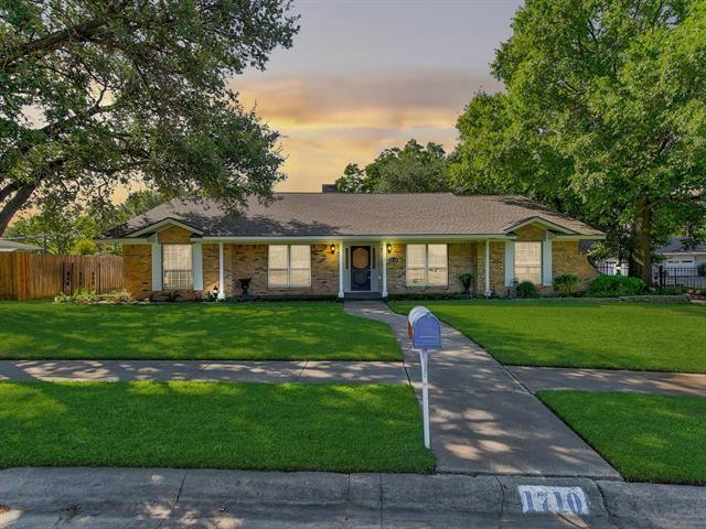 1710 Dickerson Drive, Pantego, TX 76013 - #: 14675814