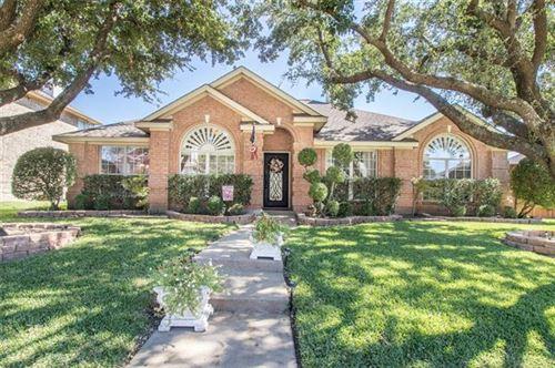 Photo of 222 Saddlebrook Drive, Garland, TX 75044 (MLS # 14443816)