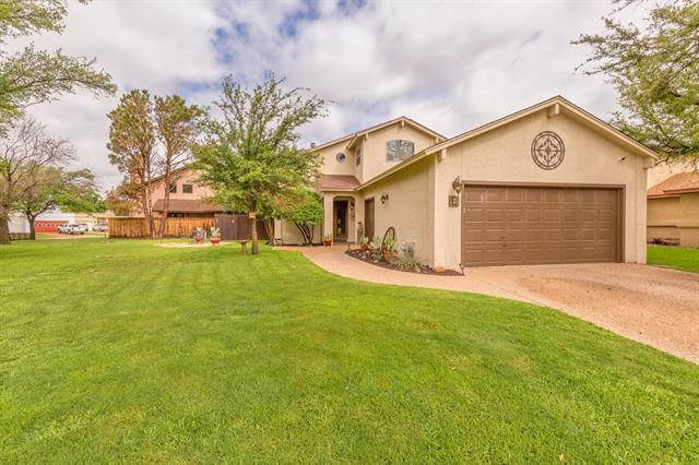 8 Tamarisk Circle, Abilene, TX 79606 - MLS#: 14607816