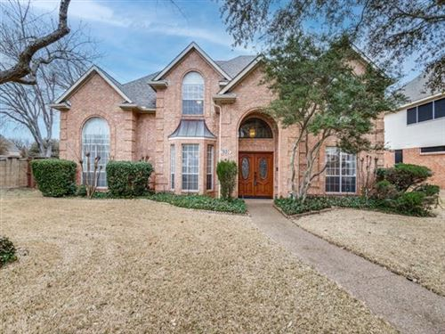 Photo of 1920 Jubilee Road, Plano, TX 75093 (MLS # 14523817)