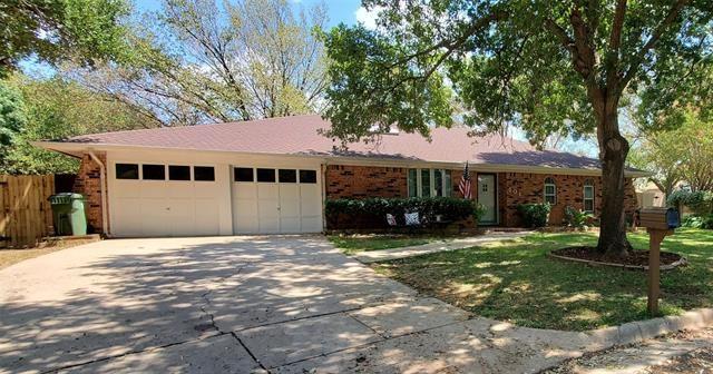 601 Raintree Court, Arlington, TX 76012 - MLS#: 14409817