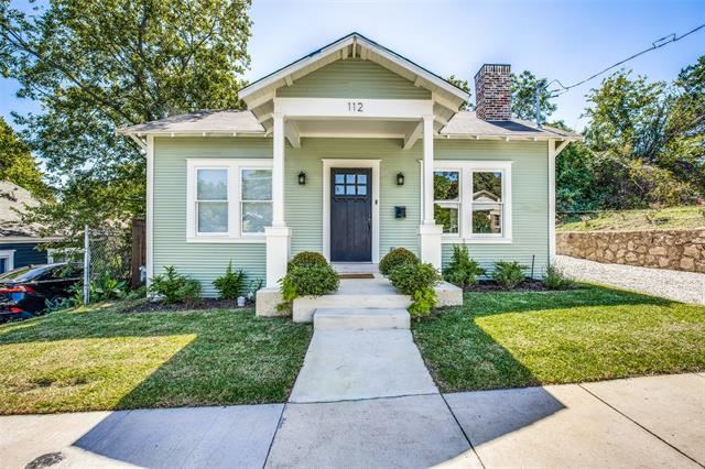 112 E 6th Street, Dallas, TX 75203 - #: 14440817