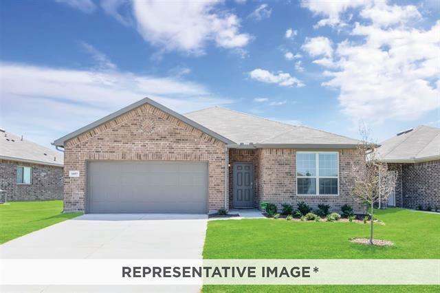 128 Clear Creek Lane, Terrell, TX 75160 - #: 14487817