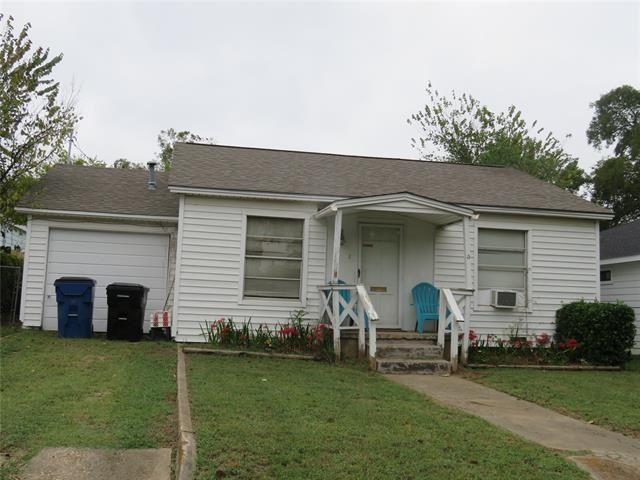 605 E Morton Street, Denison, TX 75021 - #: 14691820
