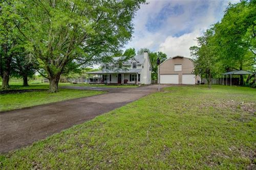 Photo of 4015 Vz County Road 3501, Wills Point, TX 75169 (MLS # 14315821)