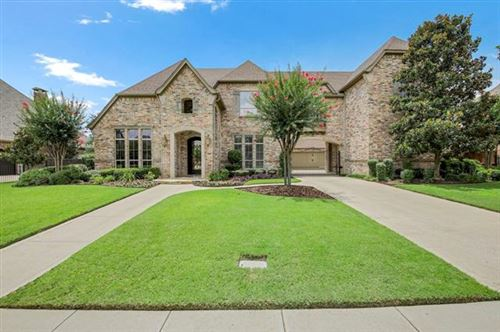 Photo of 801 Montreux Avenue, Colleyville, TX 76034 (MLS # 14374821)