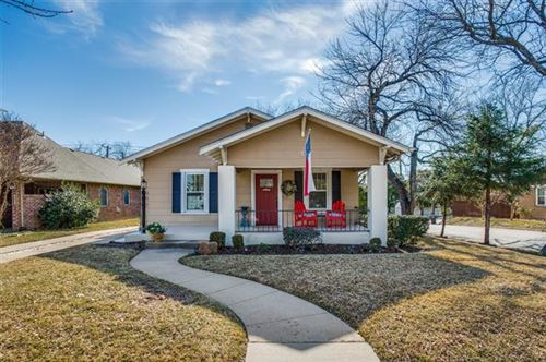 Photo of 4639 Birchman Avenue, Fort Worth, TX 76107 (MLS # 14499821)