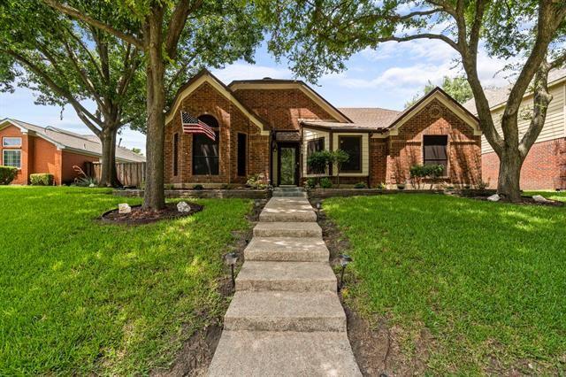 808 E Fawn Valley Drive, Allen, TX 75002 - #: 14635821