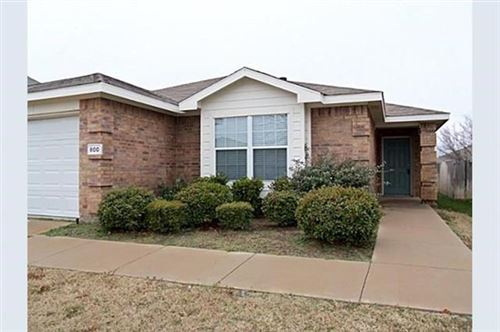 Photo of 800 Bamboo Drive, Anna, TX 75409 (MLS # 14279823)