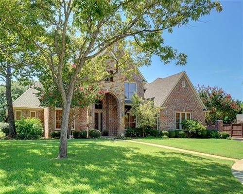 Photo of 7006 Whippoorwill Court, Colleyville, TX 76034 (MLS # 14408824)