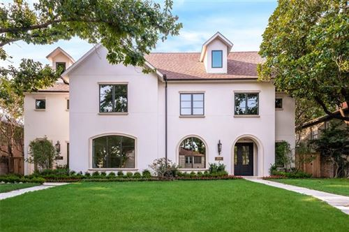 Tiny photo for 4546 Westway Avenue, Highland Park, TX 75205 (MLS # 14560826)