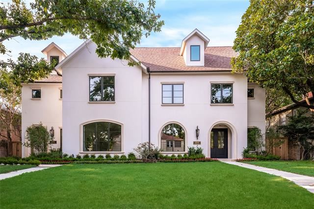 Photo for 4546 Westway Avenue, Highland Park, TX 75205 (MLS # 14560826)