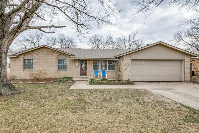 6632 Tabor Street, North Richland Hills, TX 76180 - #: 14530827