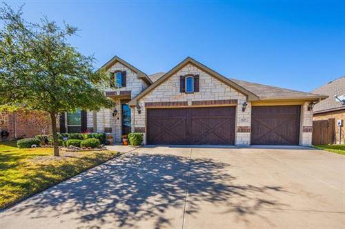 Photo of 827 Silverthorne Drive, Burleson, TX 76028 (MLS # 14469828)