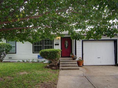 Photo of 4308 Rutland Avenue, Fort Worth, TX 76133 (MLS # 14438829)