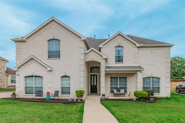 812 Whitley Court, Kennedale, TX 76060 - #: 14562829