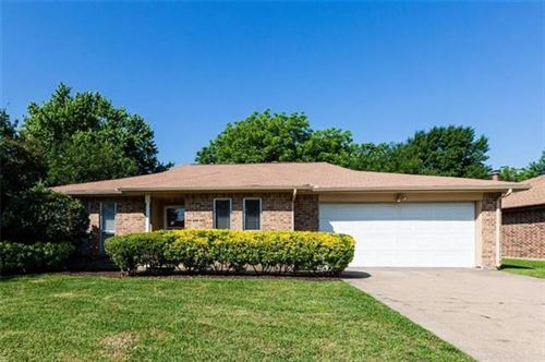 Photo of 1514 Bette Drive, Mesquite, TX 75149 (MLS # 14373830)