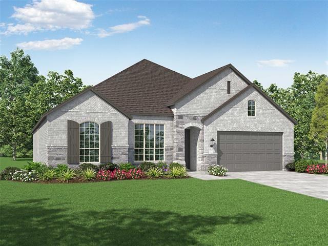 1911 Hillside Court, Van Alstyne, TX 75495 - MLS#: 14616830