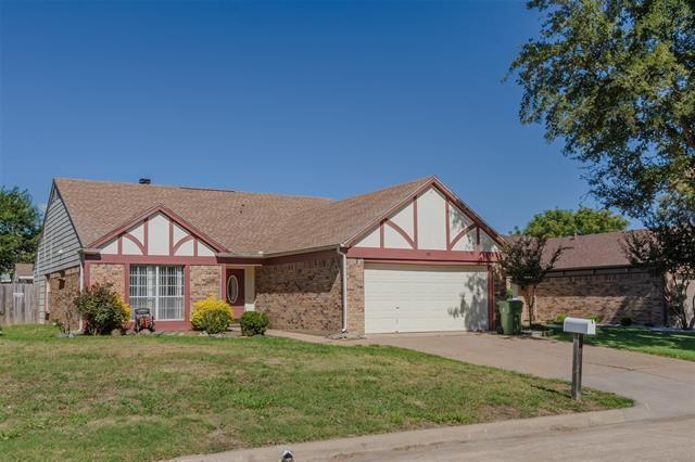 509 Myrtle Drive, Arlington, TX 76018 - #: 14443831