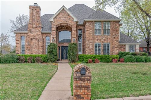 Photo of 502 Brookhollow Drive, Colleyville, TX 76034 (MLS # 14355832)
