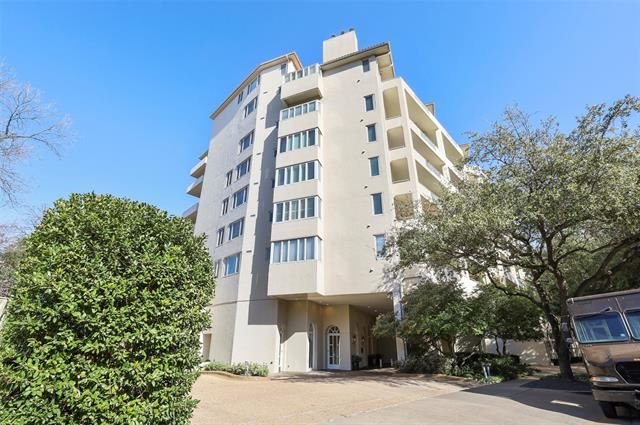 Photo for 4500 Roland Avenue #404, Highland Park, TX 75219 (MLS # 14501832)