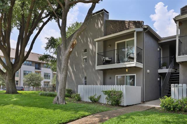 6005 Danbury Lane #103, Dallas, TX 75206 - #: 14636832