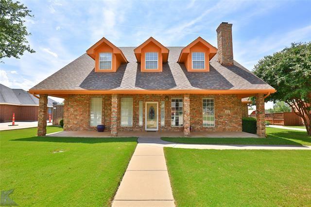 4534 Cougar Way, Abilene, TX 79606 - MLS#: 14650832