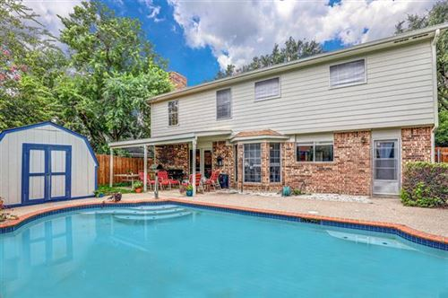 Photo of 7512 Point Reyes Drive, Fort Worth, TX 76137 (MLS # 14441833)