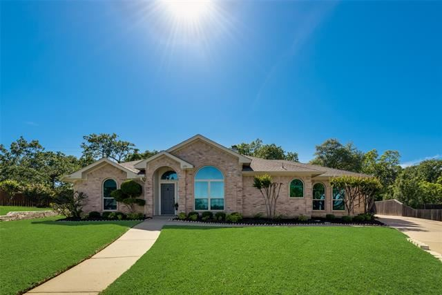 1251 Stonehill Court, Kennedale, TX 76060 - #: 14571834